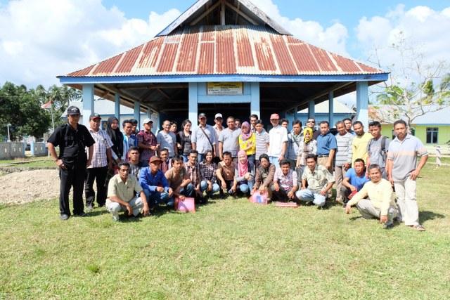 Pelatihan Konsultatif Penyusunan Perencanaan Desa