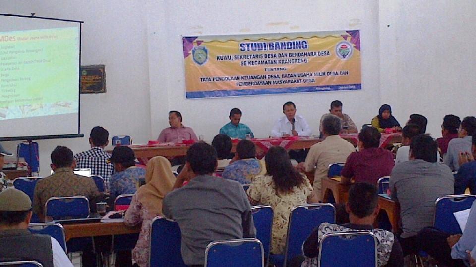 Belajar Strategi Pemberdayaan Masyarakat di Desa Juara II Nasional 2016