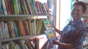 Desa Balong Coba Kembangkan Minat Baca