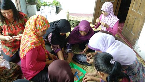 Sumber Energi Baru Kelompok Wanita Tani Sumbermulya